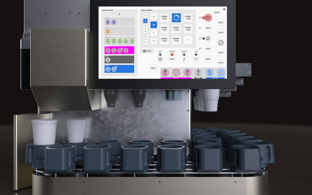 Miso Robotics Partners to bring Automated Drink Dispenser to Market