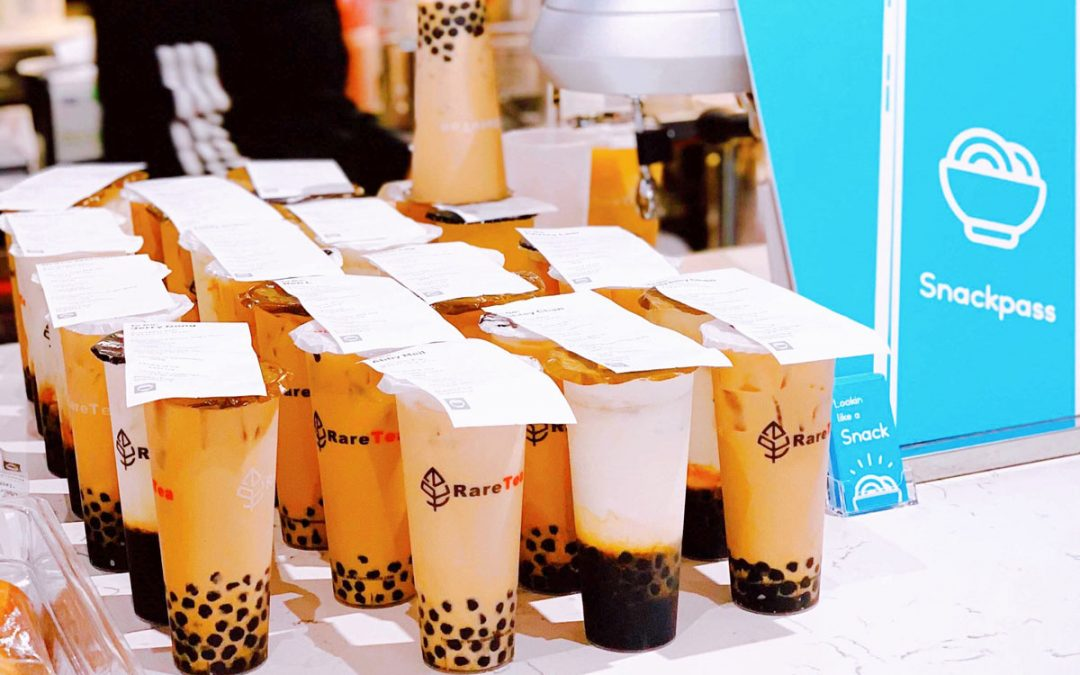 Snackpass Nabs $70 Million for Highly Social Digital Ordering