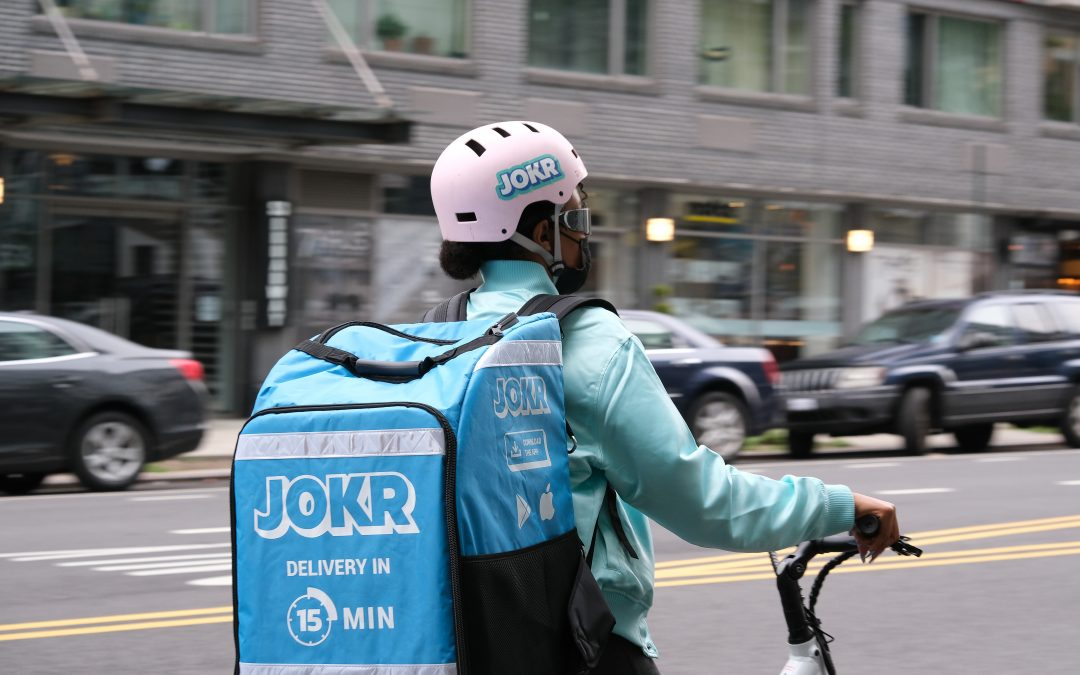 Jokr Finds Less is More in Rapid Grocery, Retail Delivery
