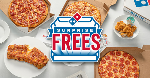 Domino's Takes on Delivery Apps with $50M Giveaway