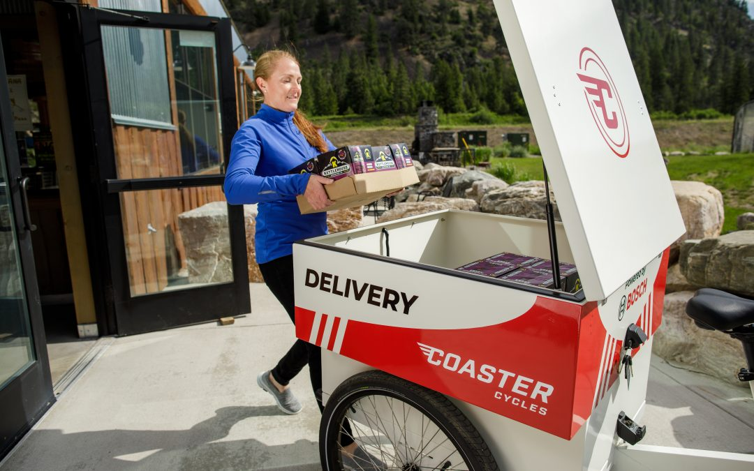 Coaster Cycles Sees E-Trike Delivery Revolution