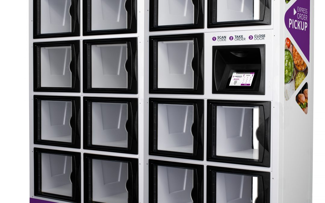 Apex Claims New Smart Lockers Reduce Dwell Times, Save Labor