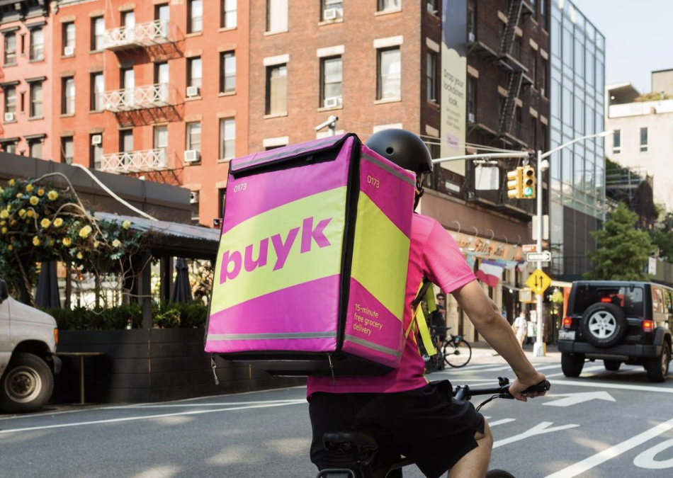 Buyk Wheeled Grocery Delivery Launches in NYC
